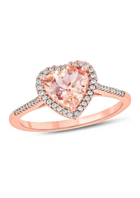 Belk & Co. 1/6 ct. t.w. White Diamond,