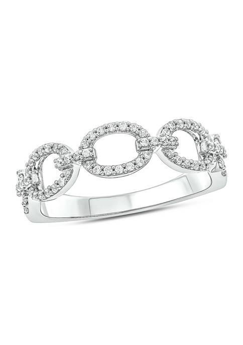 Belk & Co. 1/4 ct. t.w. Diamond Fashion