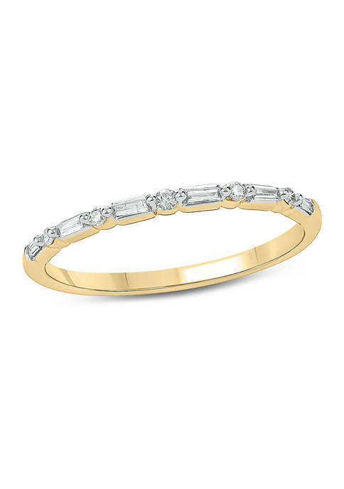 Belk & Co. 1/10 ct .t.w. Diamond Anniversary