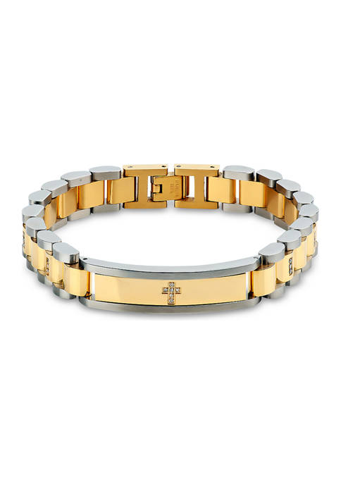 Forever New Gold Ion Plated Stainless Steel and