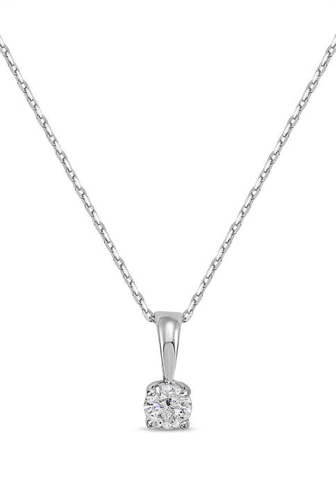 Atit Diamond 1/4 ct. t.w. Solid Bale Diamond