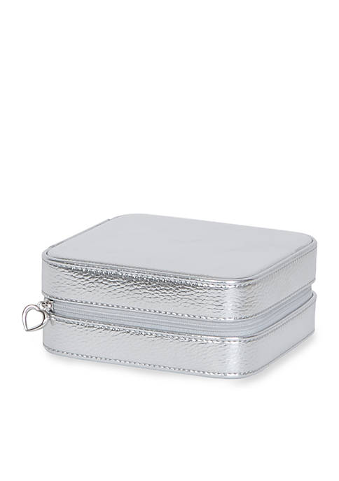 Mele & Co. Luna Travel Jewelry Case in