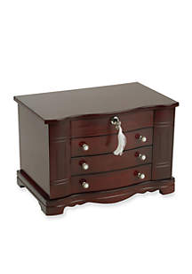 Rita Wooden Jewelry Box