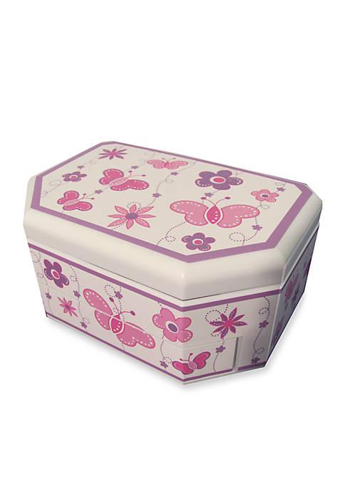 Kelsey Girls Musical Ballerina Jewelry Box