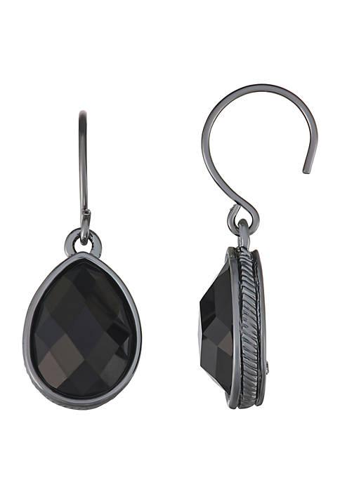Drop Wire Earrings