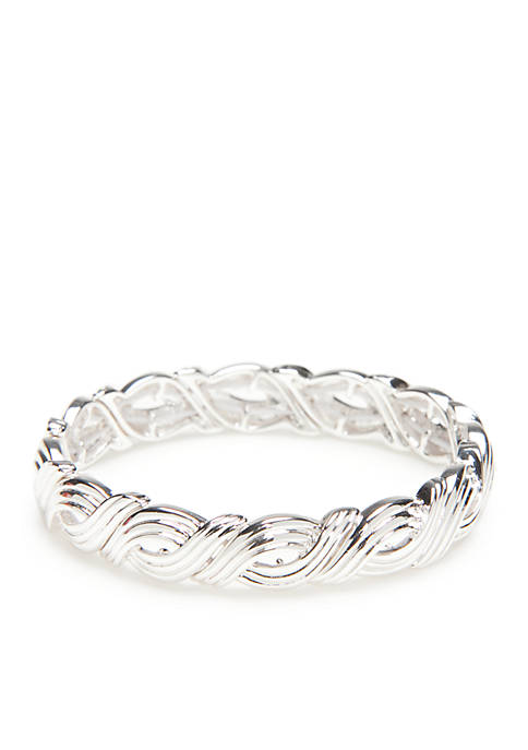Napier Chain Knot Stretch Bracelet