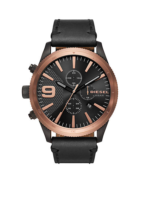 Diesel Mens Rasp Chronograph Watch