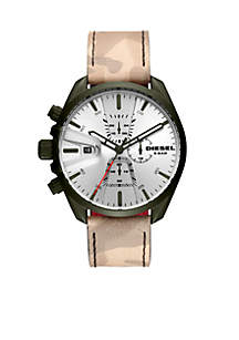 Men's MS9 Chrono Stainless-Steel Watch