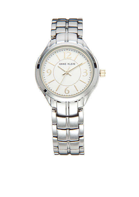 Anne Klein Two-Tone Bracelet Watch