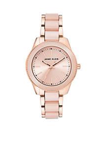 d8f374b98 ... Anne Klein Women's Resin and Mixed Metal Bracelet Watch