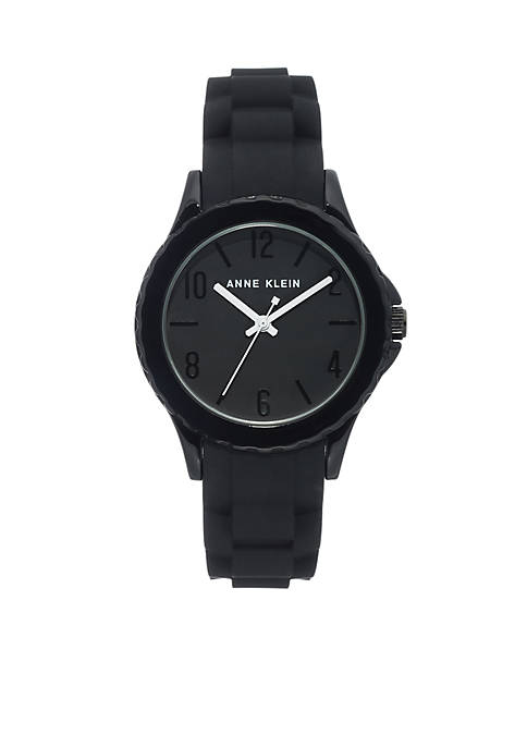 Anne Klein Silicone Watch