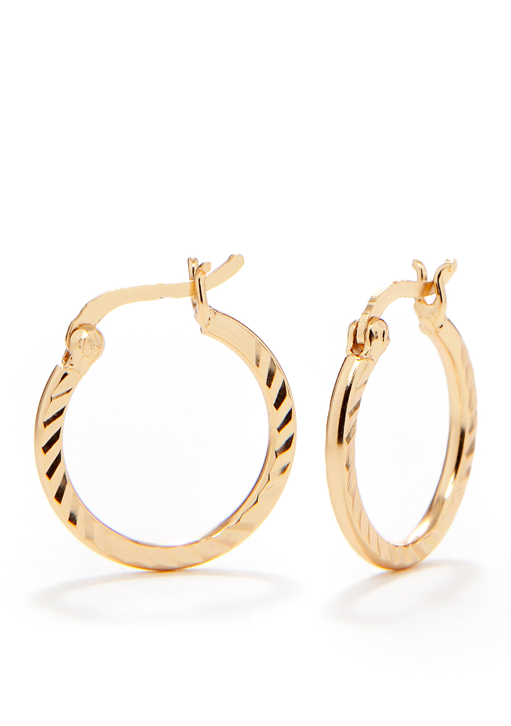 24 Carat Gold Hoop Earrings 24 Karat Gold Earrings Find ...