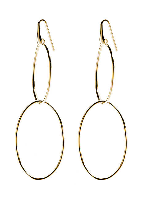 Belk Silverworks Gold Over Fine Silver Plated Double