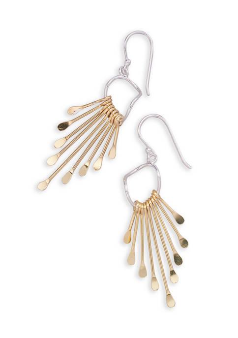 Stick Drop Earrings