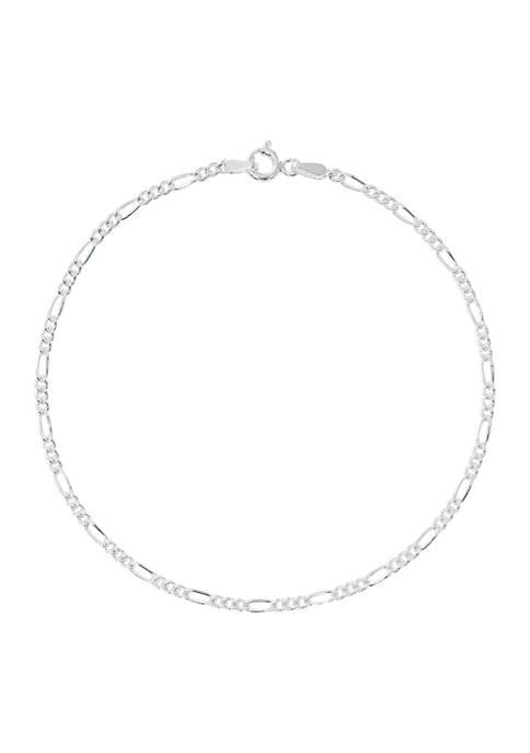 Belk Silverworks Figaro Chain