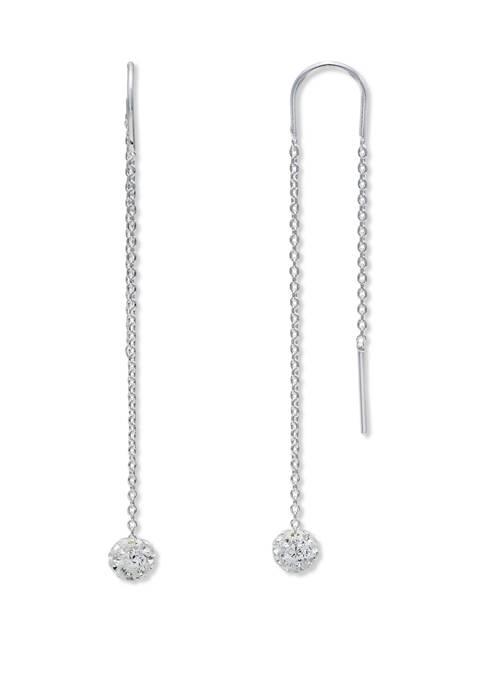 Belk Silverworks 8 Millimeter Polished Curve Wire Crystal