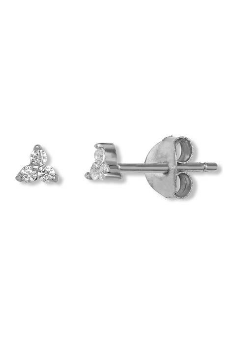 Belk Silverworks 1.5 Millimeter 1/10 ct. t.w. Cubic