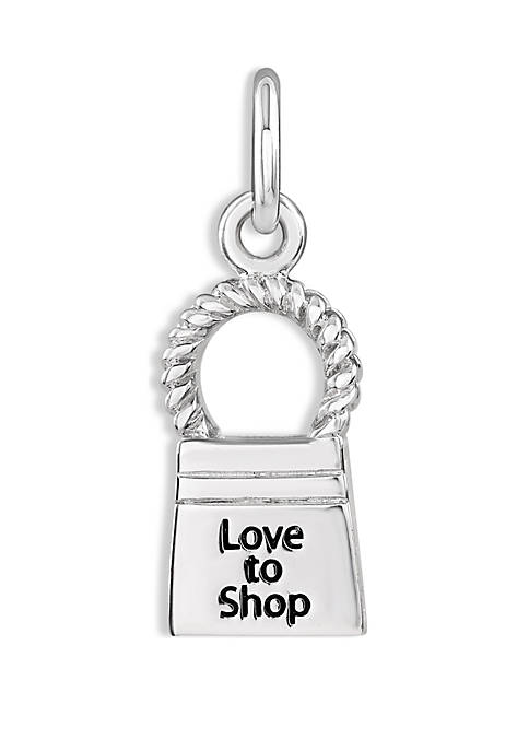 Southern Charm Love To Shop Charm