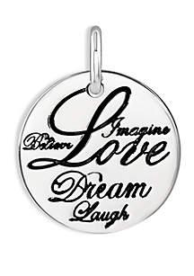 Southern Charm Love Dream Laugh Charm
