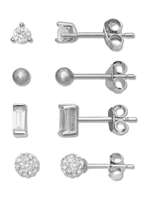 Belk Silverworks 3 Millimeter Ball Stud, 3 Millimeter