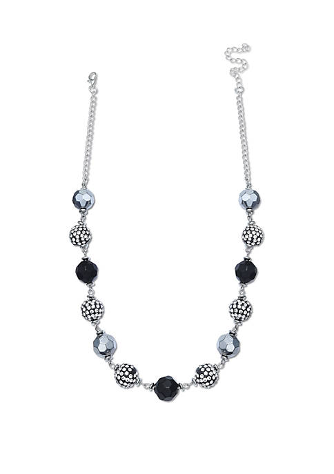 Fireball Short Necklace