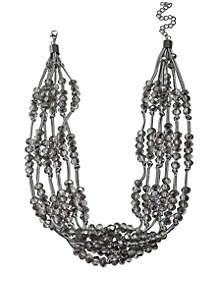 Heaven Sent Beaded Necklace
