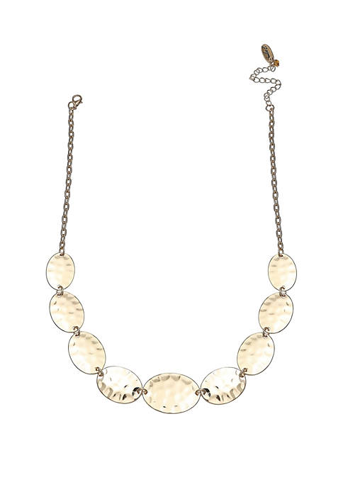 Jules B Grab The Gold Short Necklace