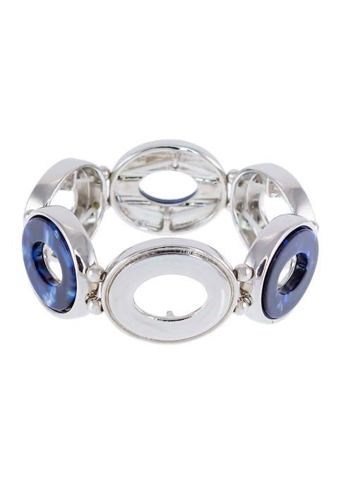 Kim Rogers® Link Stretch Bracelet