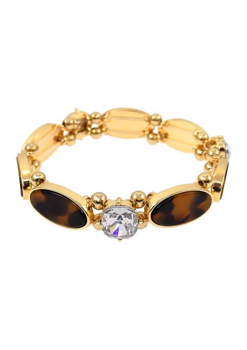 Kim Rogers® Oval Stretch Bracelet