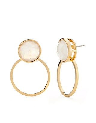 fc4023556097 kate spade new york® Gold-Tone Sun Kissed Sparkle Drop Earrings | belk