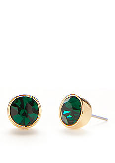 kate spade new york® Gold-tone Forever Gems Small Studs