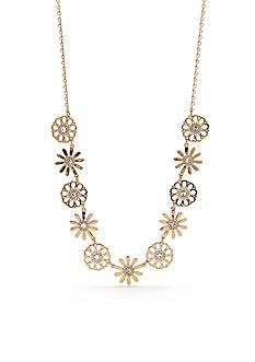 kate spade new york® Floral Necklace