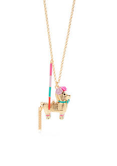 kate spade new york® Penny the Pinata Mini Pendant