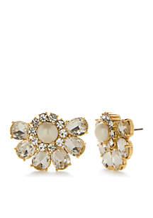 Bright Ideas Cluster Stud Earrings