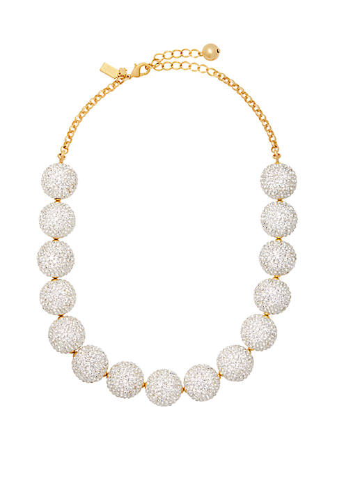 kate spade new york® Beaded Statement Necklace