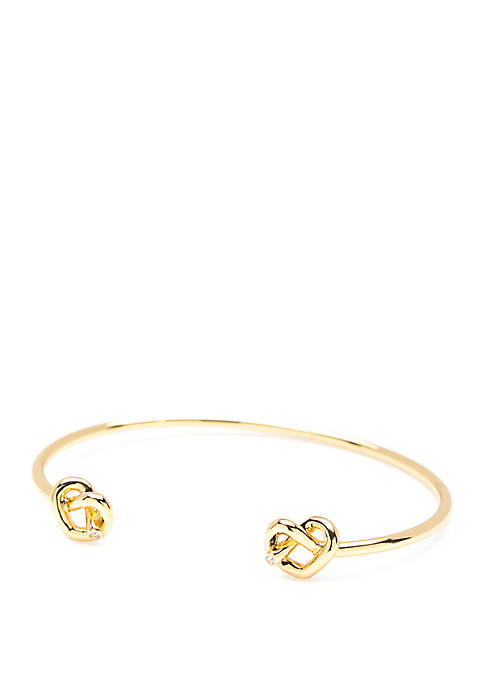 kate spade new york® Double Love Me Knot
