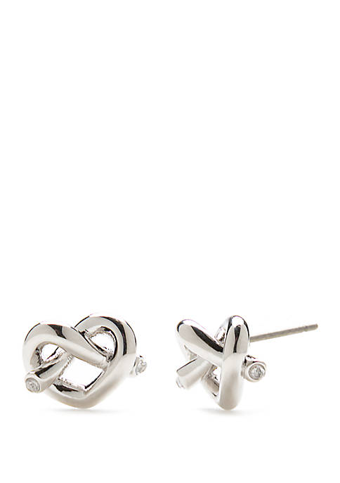 kate spade new york® Love Me Knot Stud
