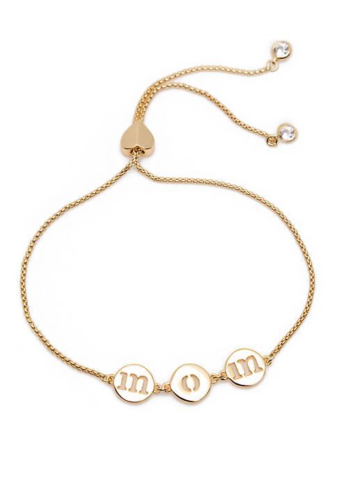 kate spade new york® Moms Day Slider Bracelet