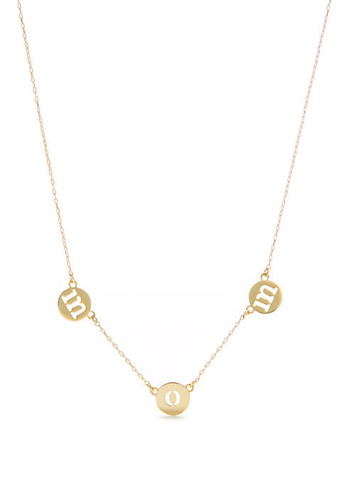 kate spade new york® Moms Day Necklace