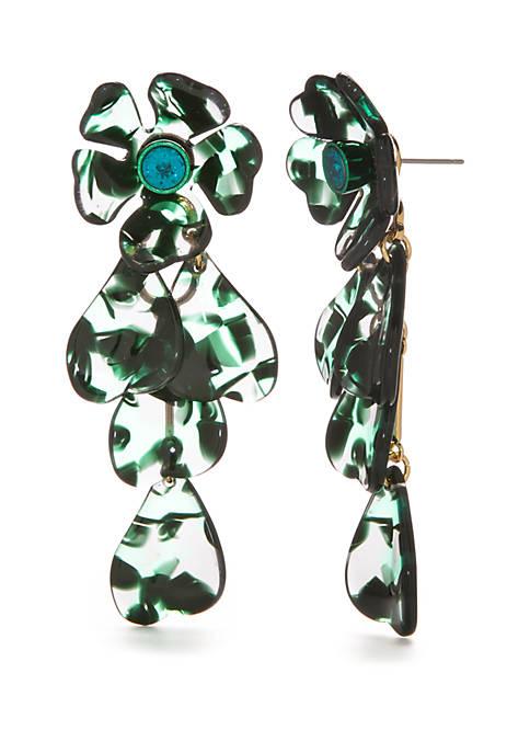 kate spade new york® Linear Earrings