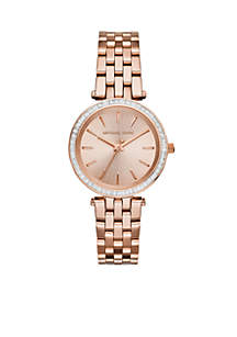 Rose Gold-Tone Mini Darci Watch