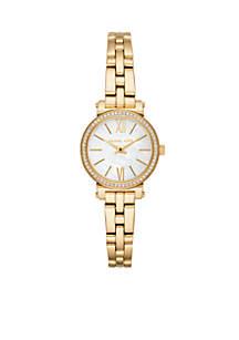 Women's Gold Petite Sofie Watch