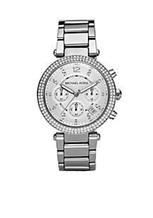 Silver Parker Watch