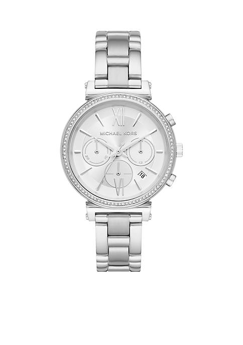 Stainless-Steel Sofie Watch