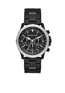Black Theroux Watch