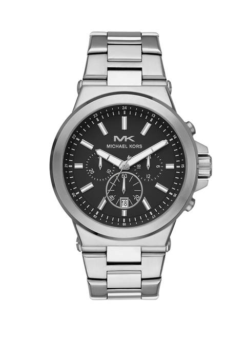 Mens Dylan Chronograph Stainless Steel Watch