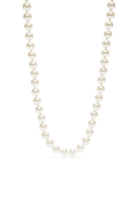 10 mm Pearl Necklace