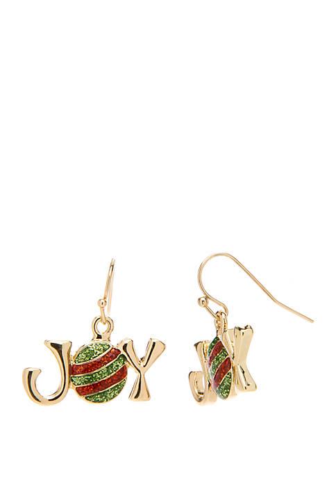 Kim Rogers® Joy Drop Earrings