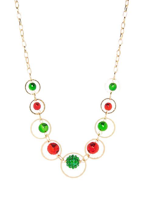 Kim Rogers® Multi Wreath Necklace