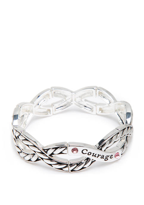 Kim Rogers® Courage Wave Bracelet